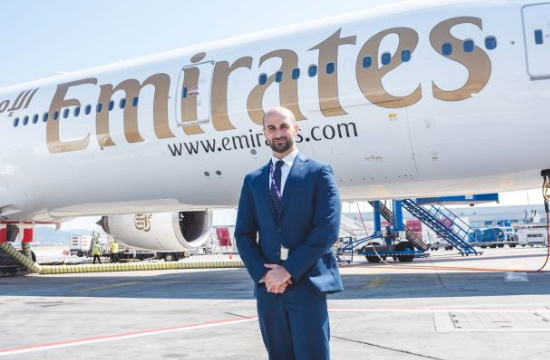 Η Emirates συνδέει καθημερινά την Αθήνα και με τη Νέα Υόρκη