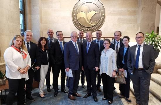 Roadshow του Enterprise Greece στις ΗΠΑ για επενδύσεις και στον Τουρισμό