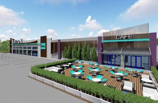 Όμιλος Μουζενίδη: Ανοίγει το εμπορικό κέντρο Enigma στη Χαλκιδική (εικόνες)