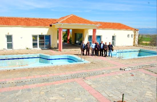 Πανελλήνιος Σύλλογος Λουτροπόλεων: Επίσκεψη στο δήμο Αμύνταιου