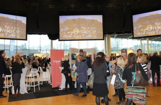 O ΕΟΤ στην Β2Β εκδήλωση Travel News Market 2019 στην Στοκχόλμη