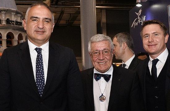 Έπαινοι για το νέο υπουργό Τουρισμού της Τουρκίας