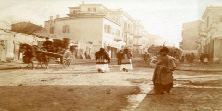 Ποιος είναι ο παλιός χωματόδρομος των γιατρών και δικηγόρων στην παλιά Αθήνα