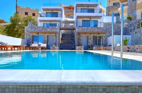 Άνοιξε το πολυτελές SeaScape Luxury Residences στην Κρήτη