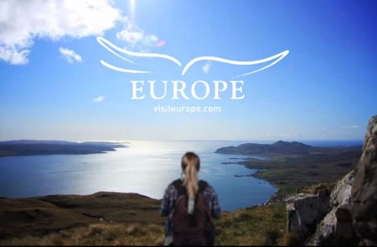 ETC: 1 στους 2 τουρίστες παγκοσμίως ήρθε στην Ευρώπη το β' 3μηνο