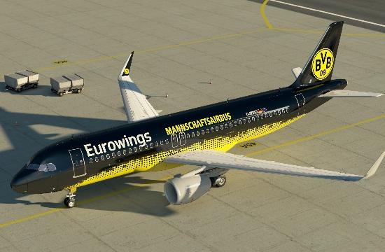 Eurowings: Νέες συνδέσεις με Κέρκυρα, Ζάκυνθο, Ρόδο και Κω το 2018