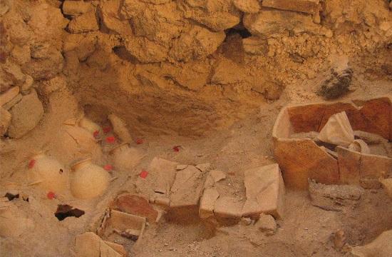 Σημαντικά ευρήματα στο προϊστορικό Ακρωτήρι Θήρας