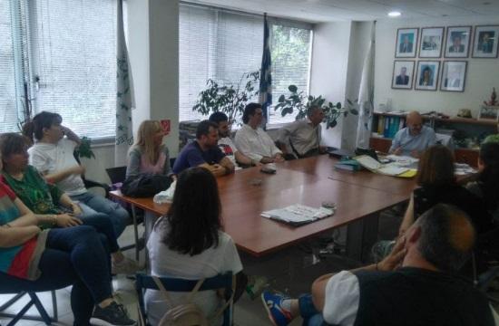 FedHATTA: Εκπαιδευτική συνάντηση με σπουδαστές του ΙΕΚ Ακαδημίας Πλάτωνος