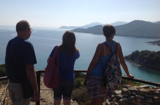 Εναλλακτικός τουρισμός στην Α. Χαλκιδική- Fam Trip για ιταλικά γραφεία