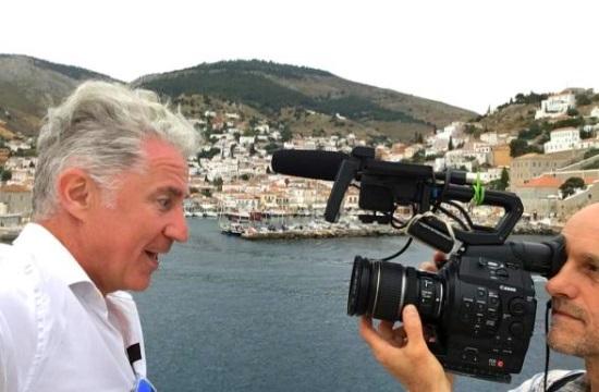 Το τηλεοπτικό δίκτυο France2 στην Ύδρα