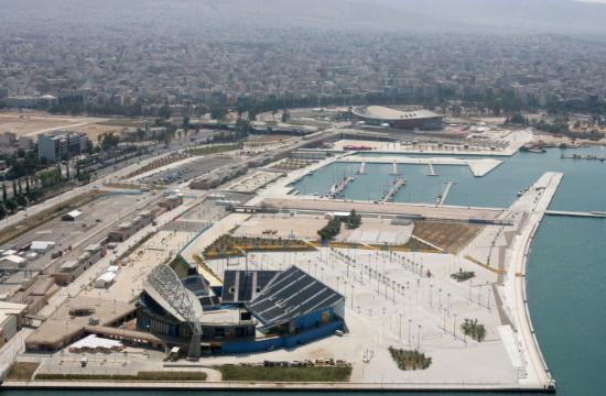 ΕΤΑΔ: Παρατείνεται η προθεσμία υποβολής προτάσεων για την αξιοποίηση της Ζώνης ΙΙΙ στο Ολυμπιακό Κέντρο Φαλήρου