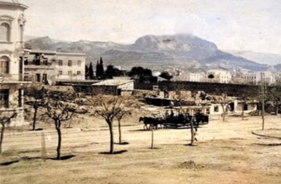 Ο διάσημος δρόμος της Αθήνας στην Παλιά Αθήνα για τις βόλτες της υψηλής κοινωνίας