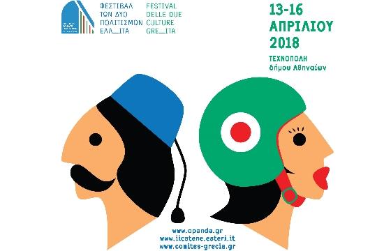 Η Alitalia μεγάλος χορηγός του Φεστιβάλ των δύο Πολιτισμών: Ελλάδα - Ιταλία