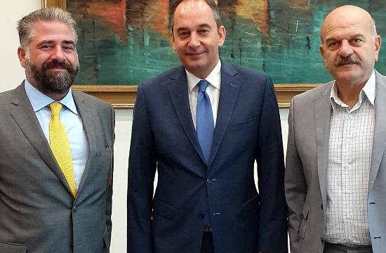 Τι συζήτησε ο FEDHATTA με τον Υπουργό Ναυτιλίας