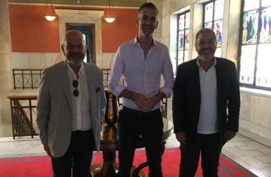 Συνάντηση της FedHATTA με τον κ.Μπακογιάννη για το κέντρο της Αθήνας