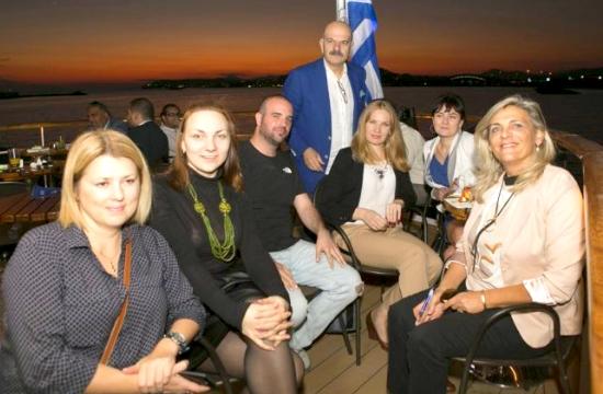 FedHATTA: Εκδήλωση για ξένους Hosted Buyers της ΜΙΤΕ στο κρουαζιερόπλοιο COSMOS