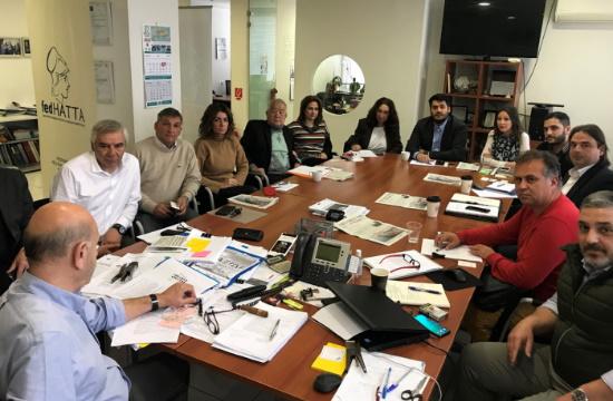 ΗΑΤΤΑ: Έκτακτη σύσκεψη για την καταγραφή των συνεπειών εξάπλωσης του κορωνοϊού
