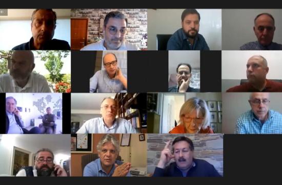 FedHATTA/ τ. γραφεία: Τηλεδιάσκεψη με τις τοπικές Ενώσεις-μέλη για την αντιμετώπιση των συνεπειών του κορωνοϊού