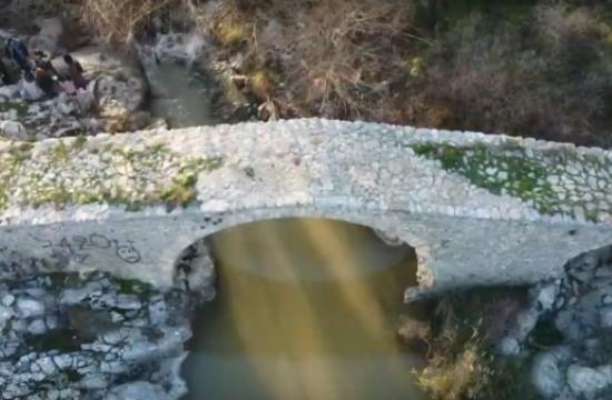 Το γεφύρι δίπλα στην Αθήνα που θυμίζει Ζαγοροχώρια