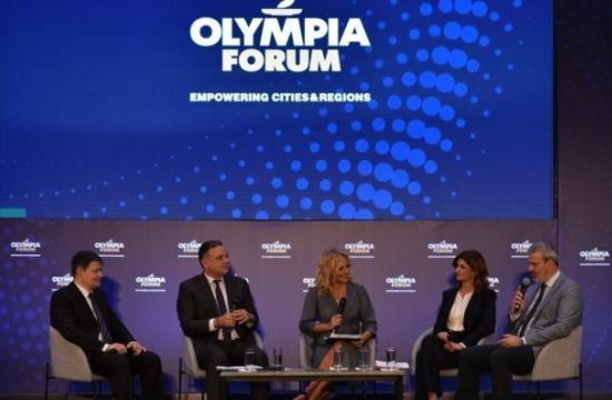 Δημ. Φραγκάκης : Η σημαντικότερη υφιστάμενη υποδομή για τον τουρισμό είναι το περιβάλλον