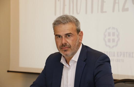 Δ.Φραγκάκης: Πλήγμα για τον ελληνικό τουρισμό η απώλεια του Μουζενίδη