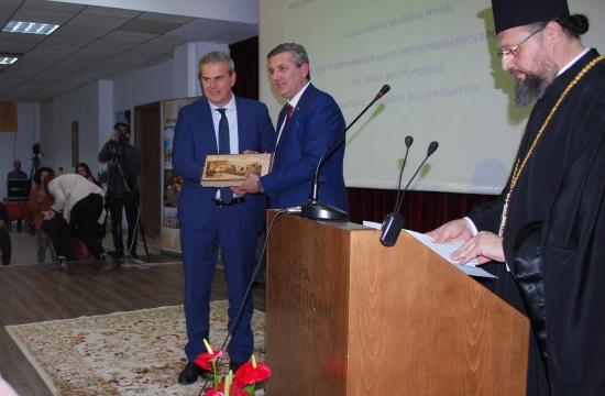 Δημήτρης Φραγκάκης: Οδηγός για τον Προσκυνηματικό Τουρισμό από τον ΕΟΤ