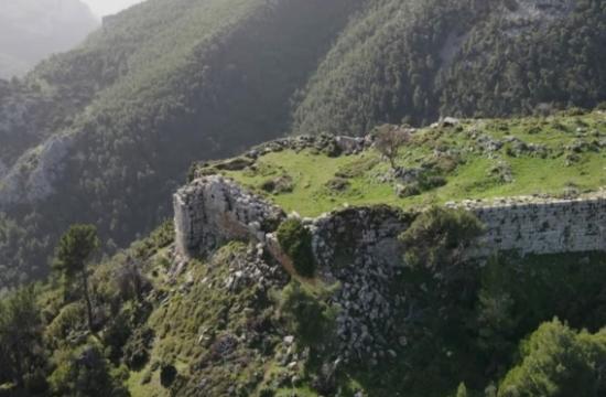 Το φρούριο της Αττικής που βρίσκεται εκεί εδώ και 2.300 χρόνια