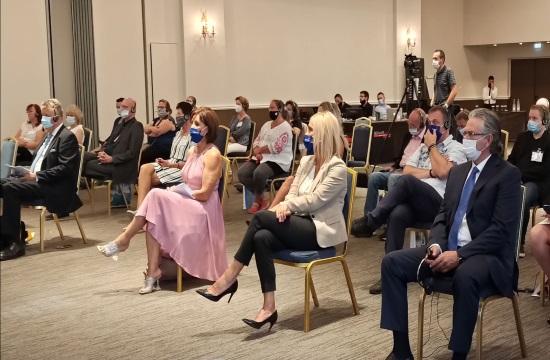 Εκπρόσωποι 40 μεγάλων t.o's της Γερμανίας στο FVW workshop Thessaloniki Halkidiki 2020.