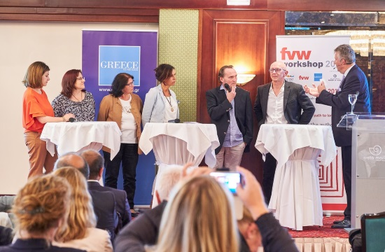 Σε Θεσσαλονίκη-Χαλκιδική το FVW workshop Greece 2020