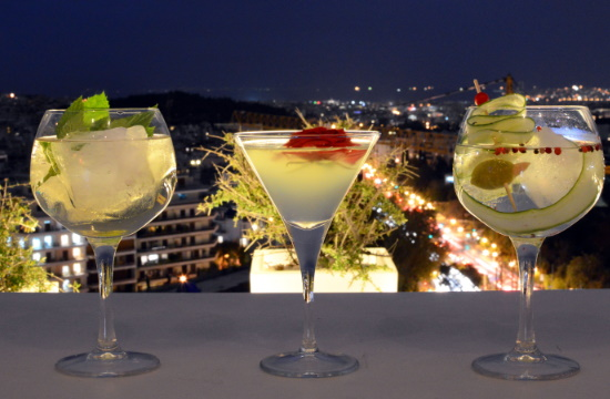 Άνοιξε το Galaxy Bar & Restaurant στο Hilton της Αθήνας