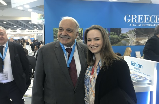 Ιόνια Νησιά: Σημαντικές συναντήσεις και θετικά μηνύματα στην ΙΤΒ Berlin 2019