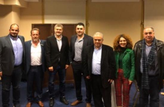 Σύνδεσμος Δήμων Ιαματικών Πηγών Ελλάδας: Ο Σταμάτης Γαρδέρης νέος πρόεδρος