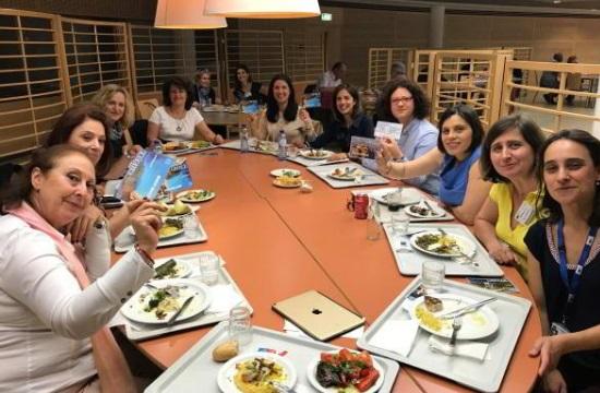 Η Ελληνική κουζίνα στην καρδιά της Ευρώπης