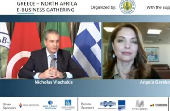 Ά. Γκερέκου: Η Ελλάδα ιδανικός προορισμός για επενδύσεις στον τουρισμό
