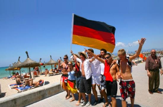 1 στους 3 Γερμανούς σχεδιάζει διακοπές στη χώρα του