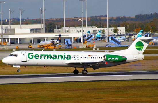 Στενεύουν τα περιθώρια για τη διάσωση της Germania