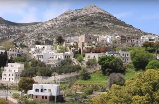 Το χωριό των Κυκλάδων που ξεχωρίζει γιατί έχει κάτι από Κρήτη