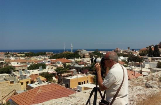 Διάσημος Ιταλός φωτογράφος στη Ρόδο για αφιέρωμα