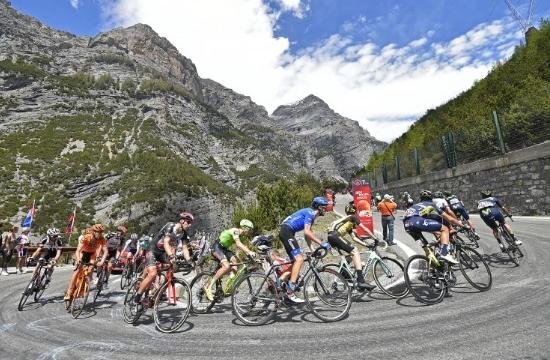 Το Giro d'Italia 2018 θα ξεκινήσει, για πρώτη φορά, εκτός Ευρώπης