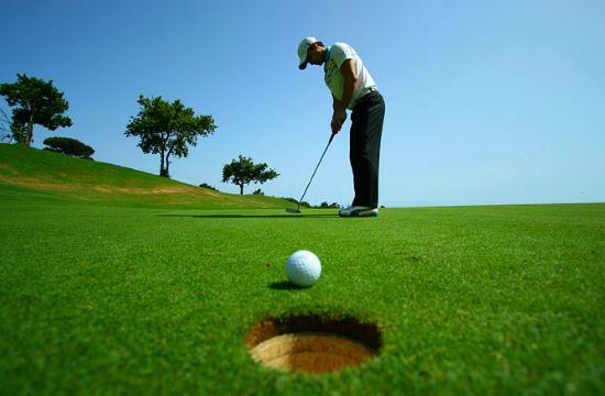 Τουρισμός γκολφ: -17,3% ο αριθμός των παικτών στην Ελλάδα το 2016