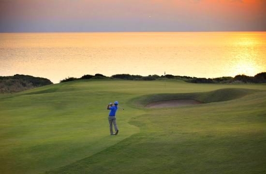 Διεθνές τουρνουά golf στην Costa Navarino