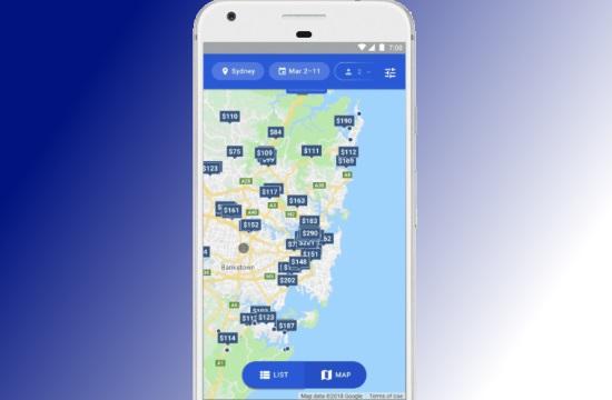 Google: Άμεση κράτηση σε ξενοδοχείο με αναζήτηση από κινητό