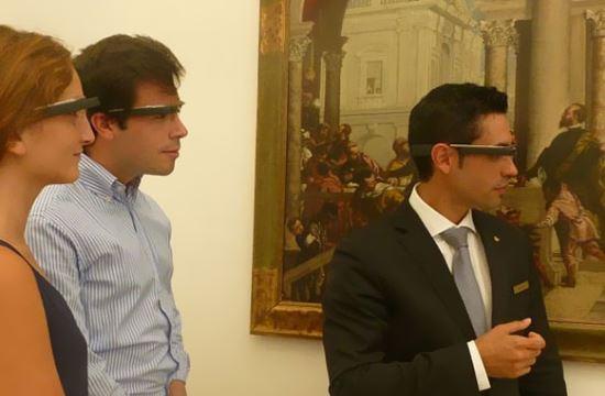 Ισπανικό ξενοδοχείο προσφέρει περιήγηση με Google Glass