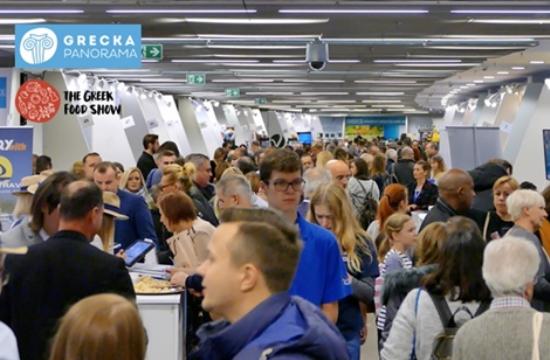 Εκθέσεις Grecka Panorama και Greek Food Show στη Βαρσοβία