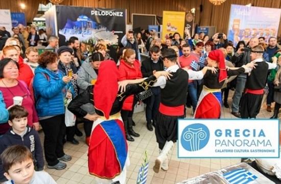 Grecia Panorama: Ο ελληνικός τουρισμός και η γαστρονομία στο Βουκουρέστι