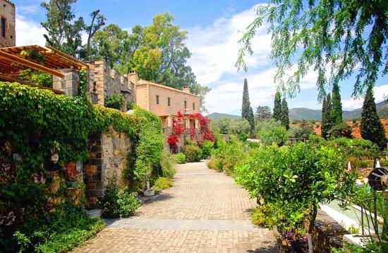 Με αρνητικές επιδόσεις τα ελληνικά ξενοδοχεία και τον Μάρτιο