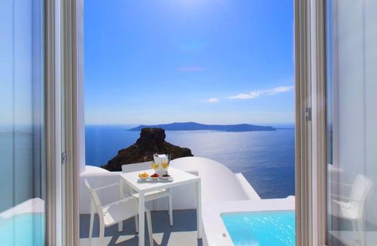 JETSETTER: Τα 10 πιο εντυπωσιακά ξενοδοχεία στα ελληνικά νησιά