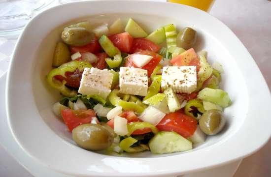 "FAZ: Ωδή στην ""Greek Salat"""