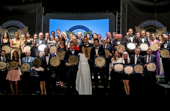 Στη Ελλάδα η απονομή των Seven Stars Luxury Hospitality and Lifestyle Awards 2019