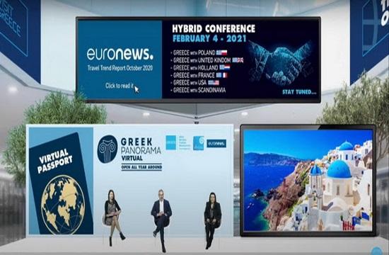 Greek Panorama Virtual: Δεύτερη εκδήλωση με διασύνδεση με Ολλανδία και Ιταλία